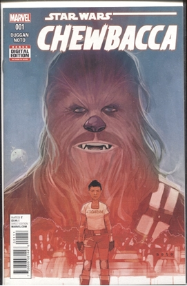 Picture of CHEWBACCA #1 (OF 5)