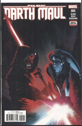 Picture of STAR WARS DARTH MAUL #5 (OF 5)