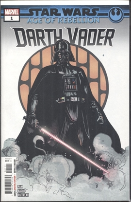 Picture of STAR WARS AOR DARTH VADER #1