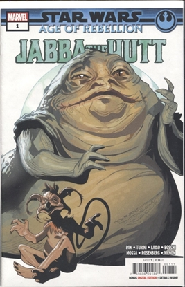 Picture of STAR WARS AOR JABBA THE HUTT #1