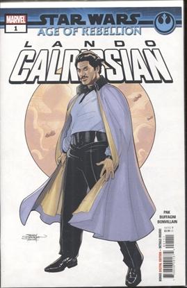 Picture of STAR WARS AOR LANDO CALRISSIAN #1