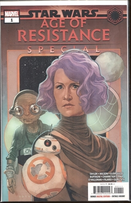 Picture of STAR WARS AGE OF RESISTANCE SPECIAL #1