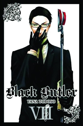 Picture of BLACK BUTLER GN VOL 8 (NEW PTG)