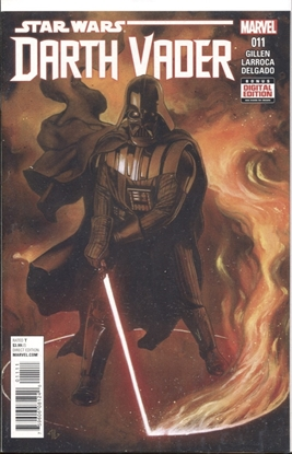 Picture of DARTH VADER (2015) #11