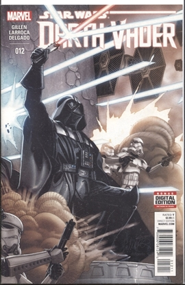 Picture of DARTH VADER (2015) #12