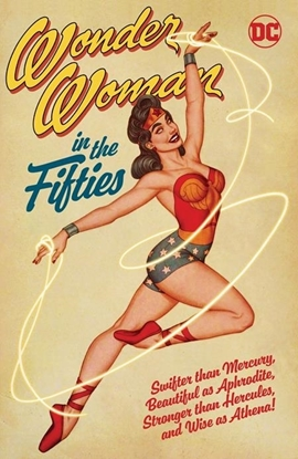Picture of WONDER WOMAN IN THE FIFTIES TP