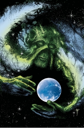 Picture of ABSOLUTE SWAMP THING BY ALAN MOORE HC VOL 02 (RES)