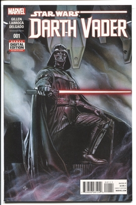 Picture of DARTH VADER (2015) #1 9.6 NM+