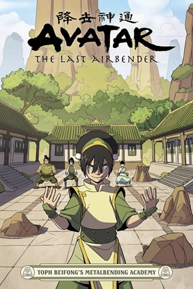 Picture of AVATAR LAST AIRBENDER METALBENDING ACADEMY TP VOL 0