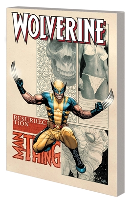 Picture of WOLVERINE BY FRANK CHO TP SAVAGE LAND