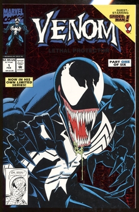 Picture of VENOM LETHAL PROTECTOR (1993) #1 9.6 NM+