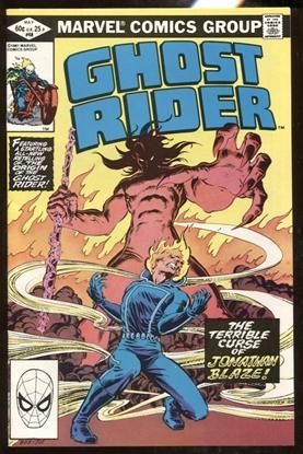 Picture of GHOST RIDER (1973) #68 / ORGIN RETOLD / 9.4 NM
