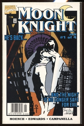 Picture of MOON KNIGHT (1998) #1 9.2 NM-