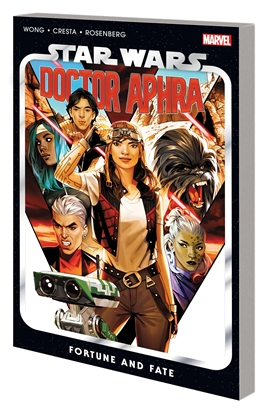 Picture of STAR WARS DOCTOR APHRA TP VOL 1 FORTUNE AND FATE