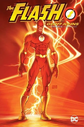 Picture of FLASH BY GEOFF JOHNS OMNIBUS VOL 2 HC
