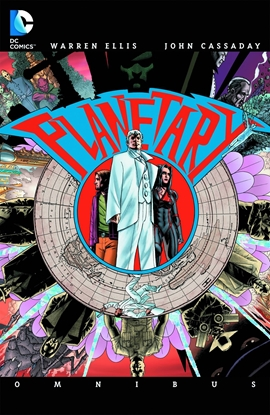 Picture of PLANETARY OMNIBUS HC