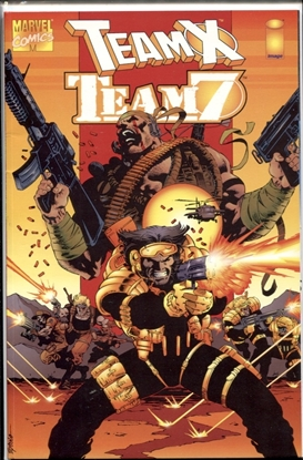 Picture of TEAM 7 TEAM X GN 1996 9.2 NM-