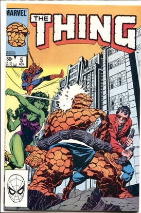 Picture of THE THING 1983 #5 9.4 NM