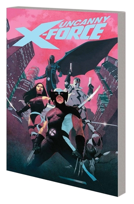 Picture of UNCANNY X-FORCE BY REMENDER COMP COLL TP VOL 1
