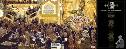 Picture of FABLES TP VOL 22 (MR)