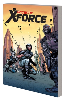 Picture of UNCANNY X-FORCE BY REMENDER COMP COLL TP VOL 2