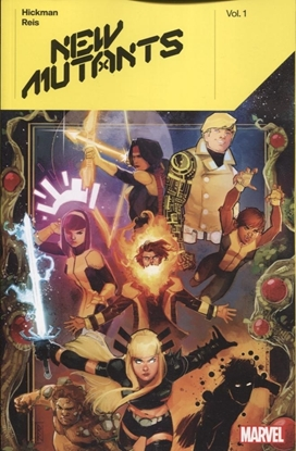 Picture of NEW MUTANTS BY HICKMAN TPB VOL 1 USED
