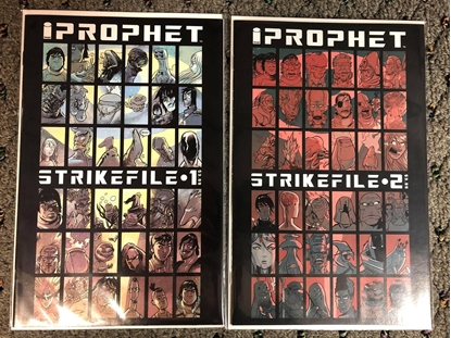 Picture of PROPHET STRIKEFILE (2014) #1 & 2