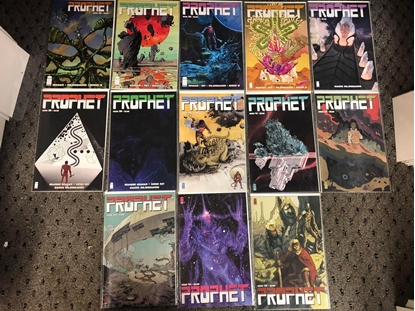Picture of PROPHET #33 34 35 36 37 38 39 40 41 42 43 44 45 IMAGE COMICS NM