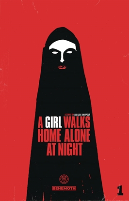 Picture of A GIRL WALKS HOME AT NIGHT TP VOL 1 (MR)