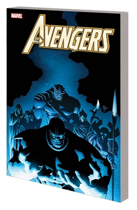 Picture of AVENGERS BY HICKMAN COMPLETE COLLECTION TP VOL 3