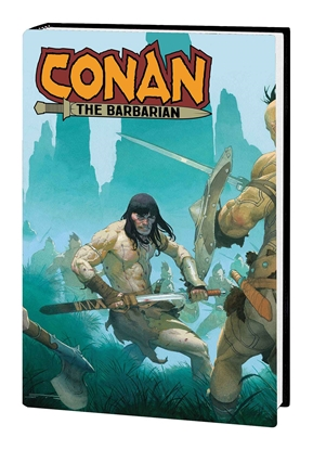 Picture of CONAN THE BARBARIAN BY AARON & ASRAR HC