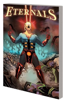 Picture of ETERNALS TP TO DEFY APOCALYPSE