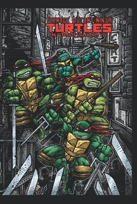 Picture of TMNT ULTIMATE COLLECTION TP VOL 5