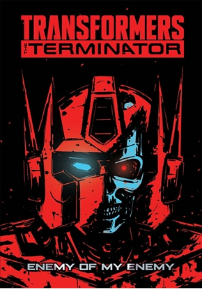 Picture of TRANSFORMERS VS TERMINATOR TP