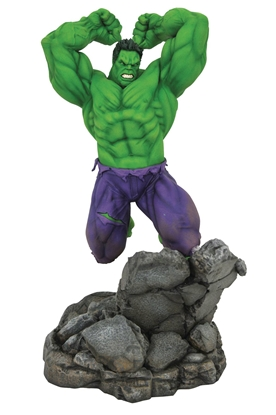 Picture of MARVEL PREMIER COLLECTION COMIC HULK STATUE