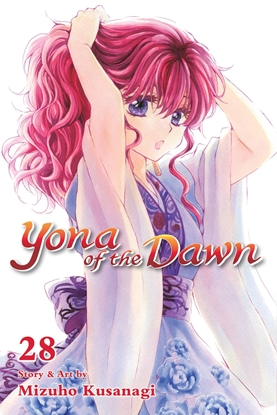 Picture of YONA OF THE DAWN GN VOL 28