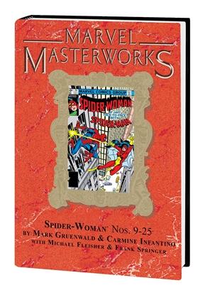 Picture of MARVEL MASTERWORKS SPIDER-WOMAN HC VOL 2 DM VARIANT ED 299