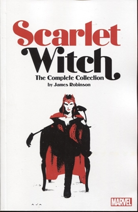 Picture of SCARLET WITCH BY JAMES ROBINSON COMPLETE COLLECTION TP