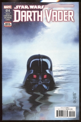 Picture of STAR WARS DARTH VADER (2017) #14 9.4 NM