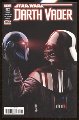 Picture of STAR WARS DARTH VADER (2017) #22