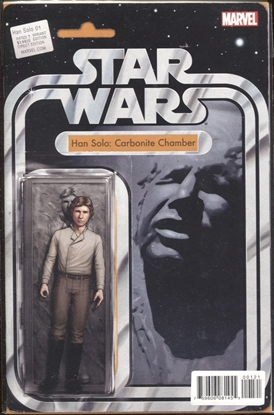 Picture of HAN SOLO #1 ACTION FIGURE VARIANT