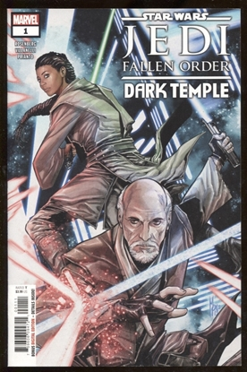 Picture of STAR WARS JEDI FALLEN ORDER DARK TEMPLE #1 (OF 5)