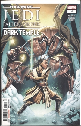 Picture of STAR WARS JEDI FALLEN ORDER DARK TEMPLE #4 (OF 5)
