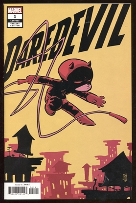 Picture of DAREDEVIL #1 YOUNG VAR