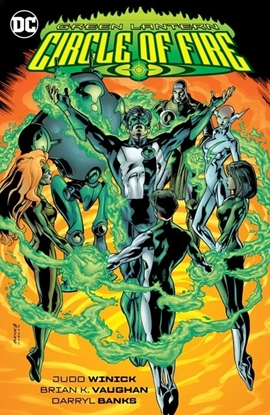 Picture of GREEN LANTERN CIRCLE OF FIRE TP NEW EDITION
