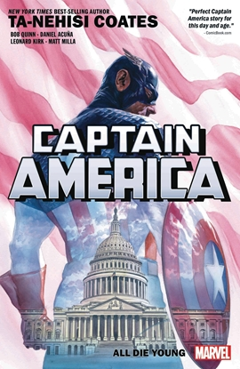 Picture of CAPTAIN AMERICA BY TA-NEHISI COATES TP VOL 4 ALL DIE YOUNG