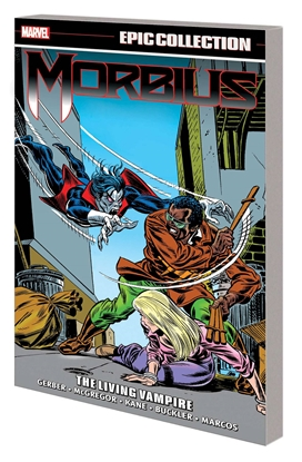 Picture of MORBIUS EPIC COLLECTION TP LIVING VAMPIRE