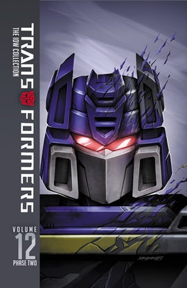 Picture of TRANSFORMERS IDW COLL PHASE 2 HC VOL 12