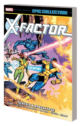 Picture of X-FACTOR EPIC COLLECTION TP GENESIS AND APOCALYPSE NEW PTG