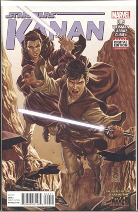 Picture of STAR WARS KANAN #9